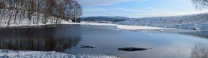 Lochan in winter